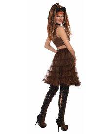 Adult Steampunk Crinoline Underskirt