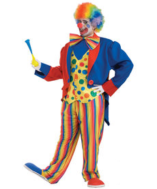 Clown: Plus Size Costume