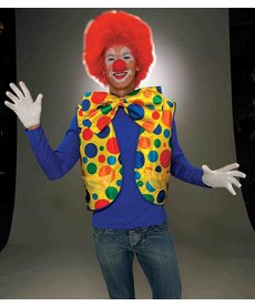 Adult Clown Vest: O/S