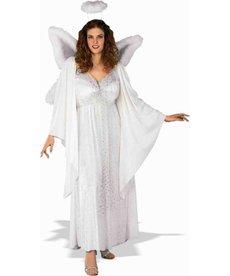 Adult Plus Size Angel Costume