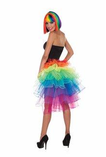 Bustle Tutu - Rainbow O/S