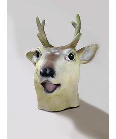 Deluxe Latex Deer Mask