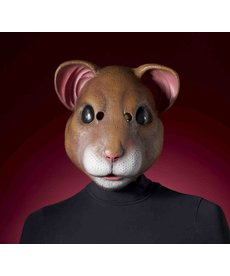 Deluxe Latex Animal Mask - Hamster