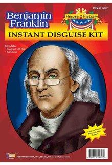 Kids'  Heroes in History: Benjamin Franklin Kit