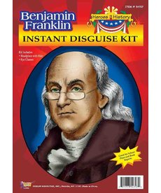 Kids'  Heroes in History: Benjamin Franklin Kit
