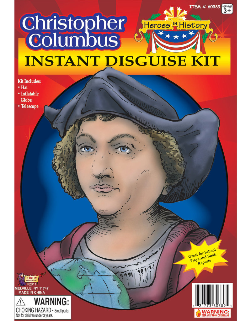 Heroes in History: Christopher Columbus Kit