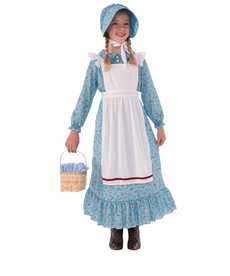 Kids' Pioneer Girl Costume