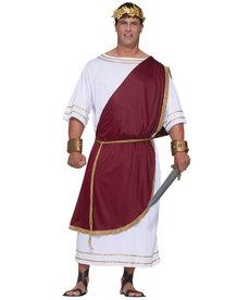 Men's Plus Size Mighty Caesar Costume