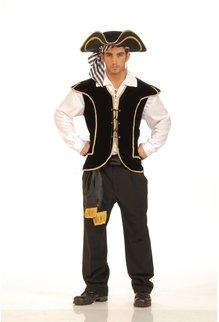 Buccaneer Pirate Vest