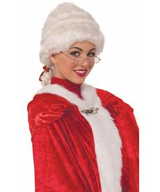 Adult Mrs. Clause Wig