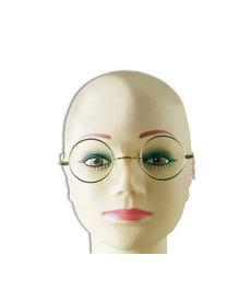 Round Granny Glasses