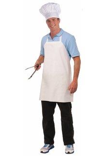 Adult Chef's Apron: O/S