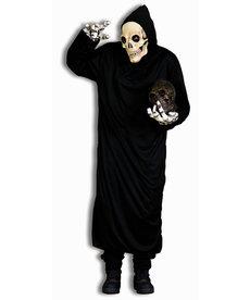 Adult Black Horror Robe