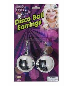 70's Disco Earrings