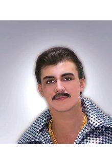 60's Moustache