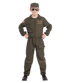 Fighter Jet Pilot Costume