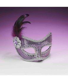 Sequin Fashion Mask