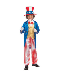 Kids' Deluxe Uncle Sam