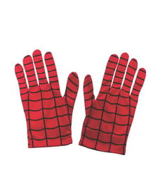 Rubies Costumes Kids Spider Man Gloves: Child Size