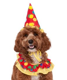 Rubies Costumes Clown: Pet Costume