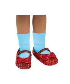 Rubies Costumes Kids Dorothy Sequin Shoe Covers