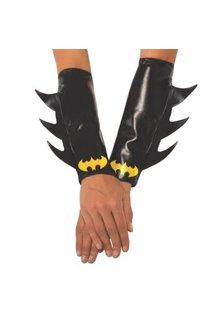 Rubies Costumes Batgirl Gauntlets: Adult Size