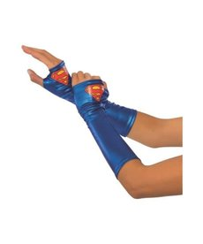 Rubies Costumes Adult Supergirl Gauntlets