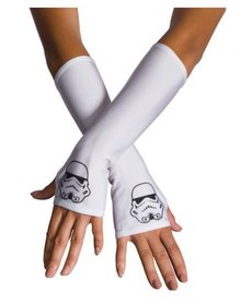 Rubies Costumes Women's Stormtrooper Gloves