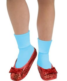 Rubies Costumes Adult Dorothy Sequin Shoe Covers