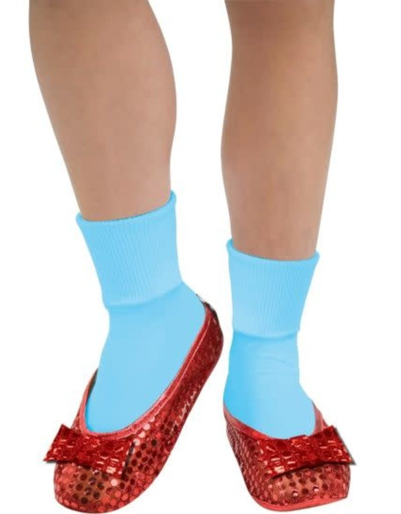 Rubies Costumes Adult Dorothy Sequin Shoe Covers - O/S
