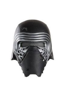 Rubies Costumes Adult Kylo Ren Half Mask: Star Wars