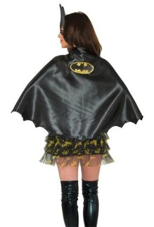 Rubies Costumes Adult Batgirl Cape