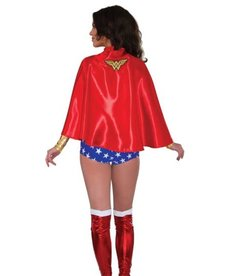 Rubies Costumes Women's Wonder Women Cape