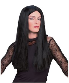 Rubies Costumes Adult Morticia Addams Wig