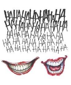 Rubies Costumes Joker Tattoo Kit (Suicide Squad)