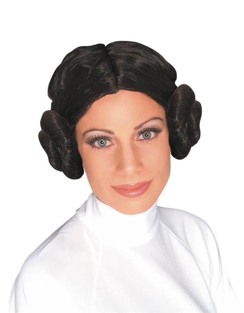 Rubies Costumes Women's Princess Leia Wig: Star Wars Saga