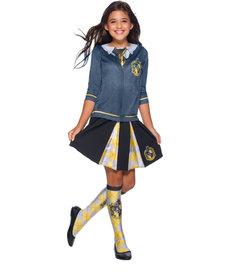 Rubies Costumes Kids Harry Potter Skirt: Hufflepuff