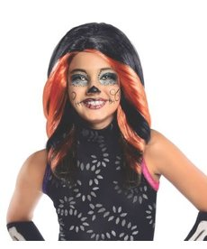 Rubies Costumes Monster High: Kids Girl's Skelita Calaveras Wig