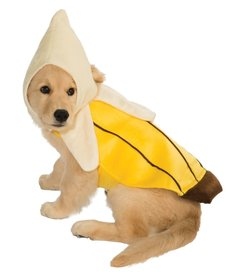Rubies Costumes Banana: Pet Costume