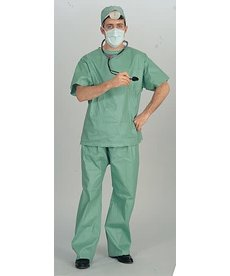 Rubies Costumes Unisex E.R. Doctor Costume