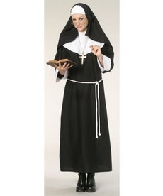 Rubies Costumes Women's Adult Nun Costume