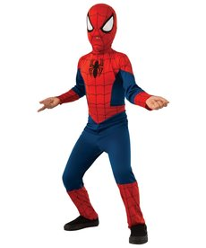 Rubies Costumes Kid's Ultimate Spider-Man Costume