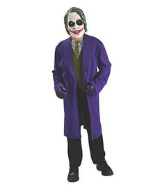 Rubies Costumes Boy's The Joker Costume (Dark Knight Trilogy)