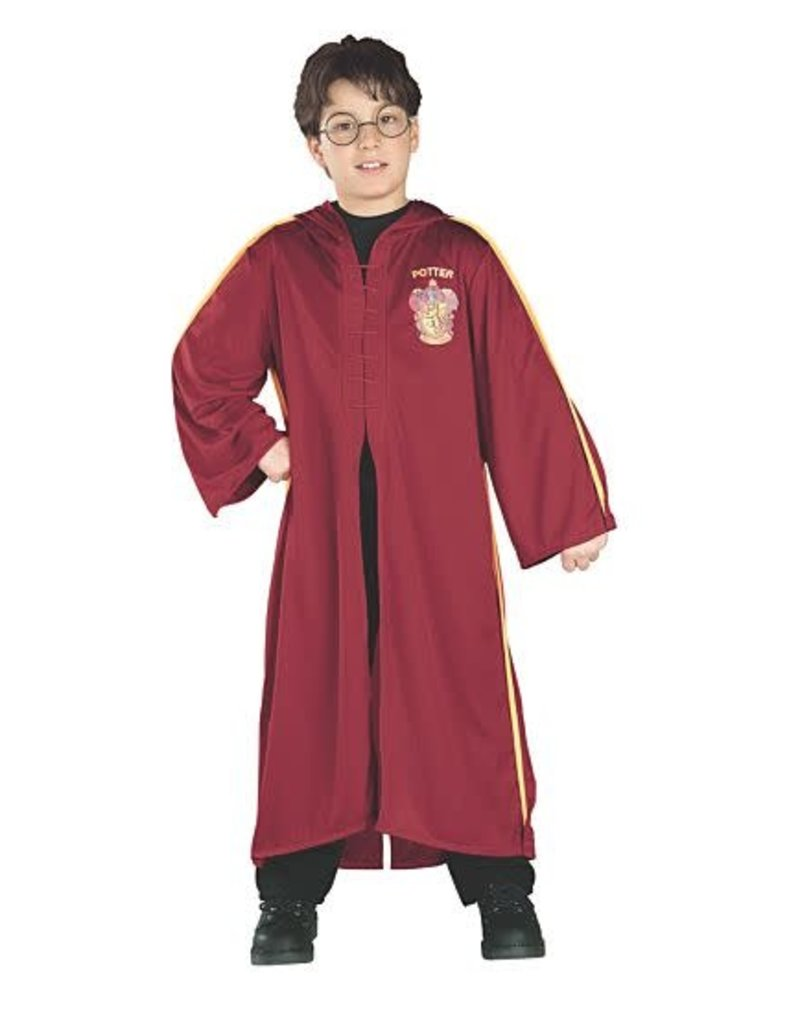 Rubies Costumes Kids Deluxe Harry Potter Quidditch Robe