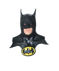 Rubies Costumes Batman Mask with Cowl and Logo