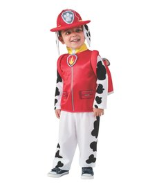 Rubies Costumes Toddler/Kids Marshall Costume (Paw Patrol)