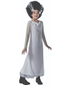 Rubies Costumes Kids The Bride of Frankenstein Costume