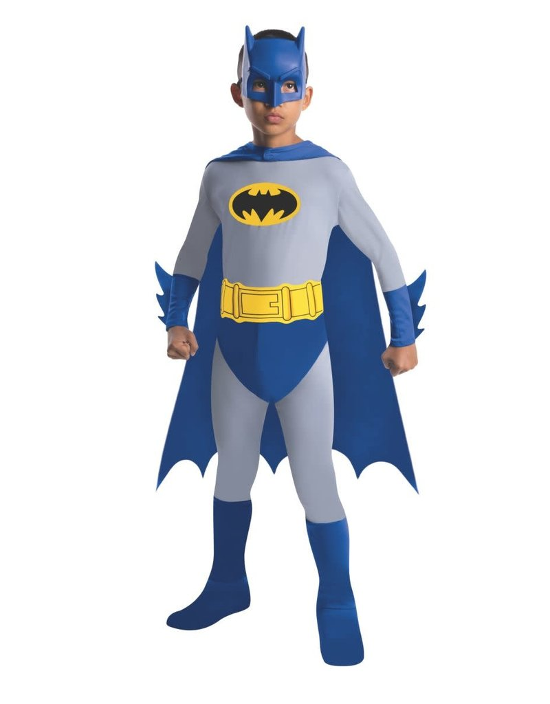 Rubies Costumes Boy's Batman Costume (The Brave and the Bold)