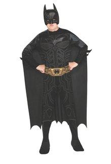Rubies Costumes Boy's Batman Costume (Dark Knight Trilogy)