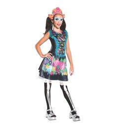 Rubies Costumes Kids Monster High Skelita Calaveras Costume